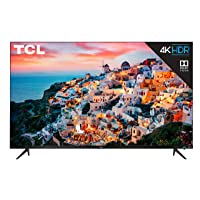 Deals on TCL 55S525 55-inch 4K UHD Dolby Vision HDR Roku Smart TV