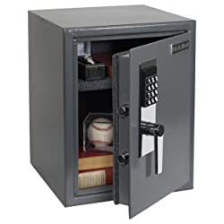 First Alert 2077DF Anti-Theft Safe Review