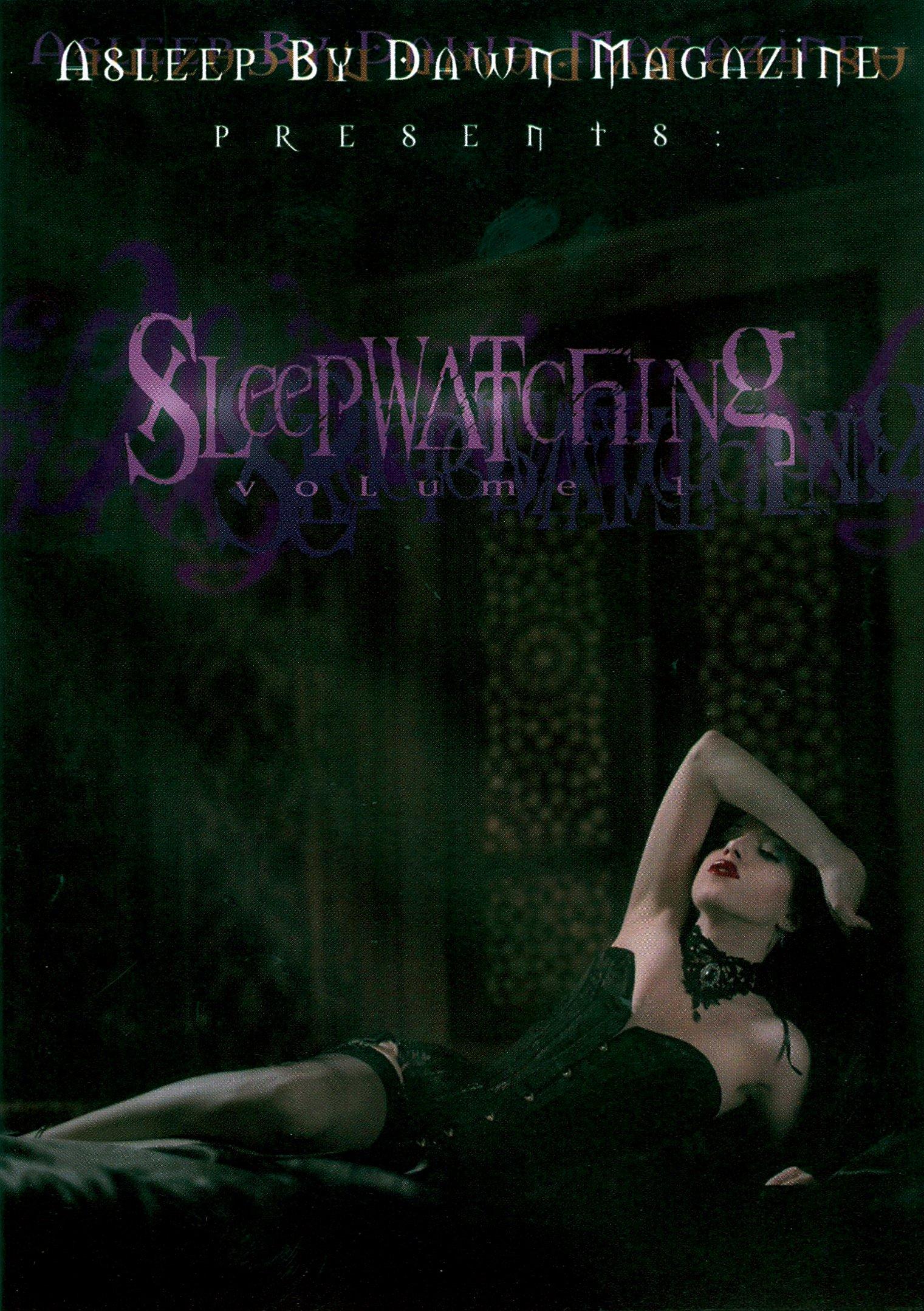 Asleep by Dawn - Sleepwatching: Volume 1 (DVD)