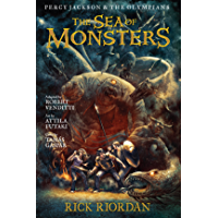 Percy Jackson and the Olympians: The Sea of Monsters: The Graphic Novel (Percy Jackson and the Olympians: The Graphic…