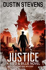 Justice: A Suspense Thriller (A Reed & Billie Novel Book 5) Kindle Edition