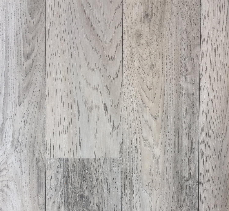 rutschhemmend PVC Vinyl-Bodenbelag in grauem Vintagelook CV-Boden wird in ben/ötigter Gr/ö/ße als Meterware geliefert PVC-Belag verf/ügbar in der Breite 2 m /& in der L/änge 9,0 m