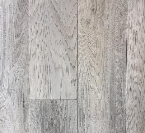PVC Vinyl-Bodenbelag in grauem Vintagelook | PVC-Belag verfügbar in der  Breite 3 m & in der Länge 5,0 m | CV-Boden wird in benötigter Größe als ...