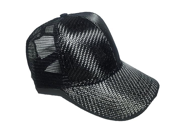 4b46f5169bc CarbonFit USA Carbon Fiber Baseball Cap at Amazon Men s Clothing store