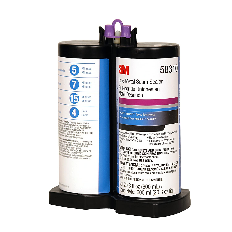 3 M ( 58310 ) bare-metal Seam Sealer – 600 ml B005WOU4ZA