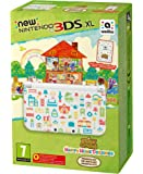 New Nintendo 3DS XL+ Animal Crossing: Happy Home Designer Edition [Bundle] [Importación Italiana]