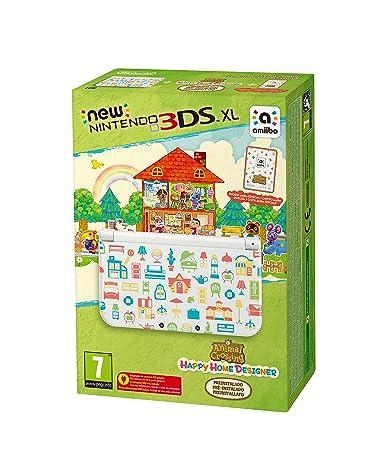 New Nintendo 3DS XL+ Animal Crossing: Happy Home Designer ...