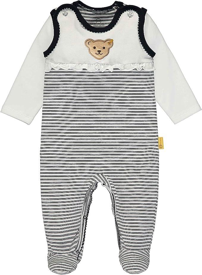 Steiff Baby-M/ädchen Strampler