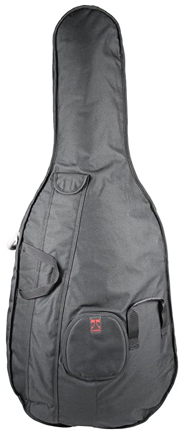 31d39298a16c Amazon.com: Kaces University Series 1/4 Size Bass Bag (UKUB14 ...