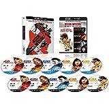 ミッション:インポッシブル 5 ムービー・コレクション (4K ULTRA HD + Blu-rayセット) [4K ULTRA HD + Blu-ray]