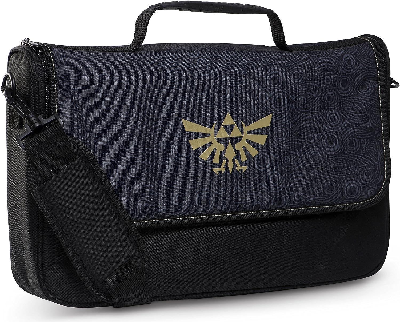 PowerA - Bandolera Zelda: Breath Of The Wild (Nintendo Switch): Amazon.es: Videojuegos