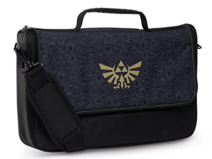 PowerA Everywhere Messenger Bag - Zelda  Breath of the Wild - Nintendo  Switch  Amazon.ca  Computer and Video Games 5602ded0407e7