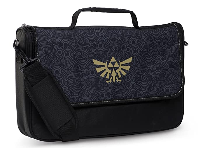 fashion factory outlets various styles PowerA Everywhere Messenger Bag - Zelda: Breath of the Wild ...