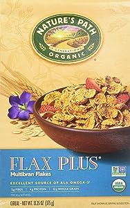 Nature's Path Organic Flax Plus Cereal Multibran - 13.25 oz
