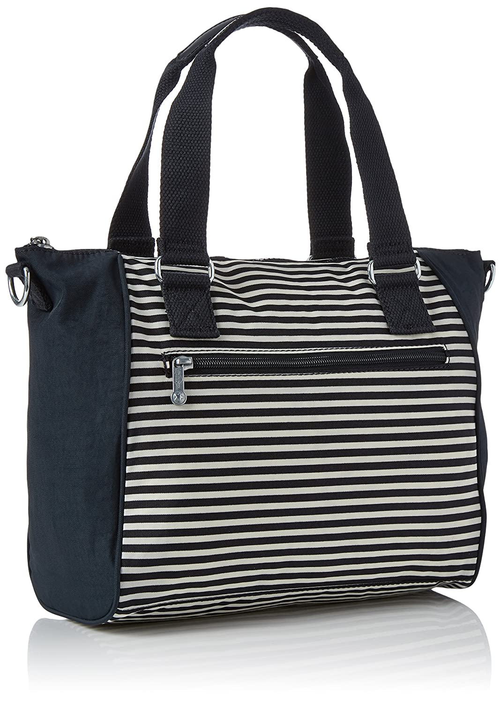 Kipling Amiel dam väska Flerfärgad (Marine Stripy B)