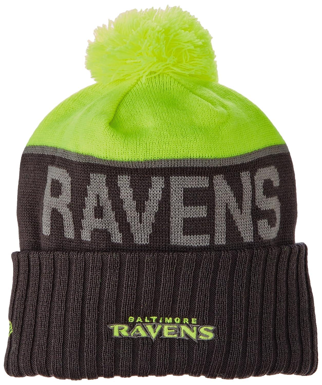 Amazon.com   NFL Baltimore Ravens 2015 Upright Sport Knit b12bdc758