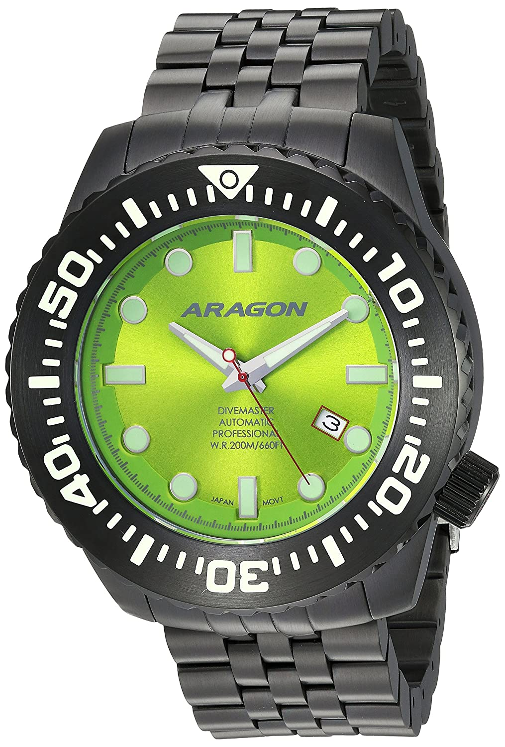 Image of ARAGON A253LIM Divemaster EVO 50mm Automatic