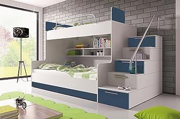 Etagenbett Bussy Gebraucht : Furnistad etagenbett heaven kinder stockbett option rechts