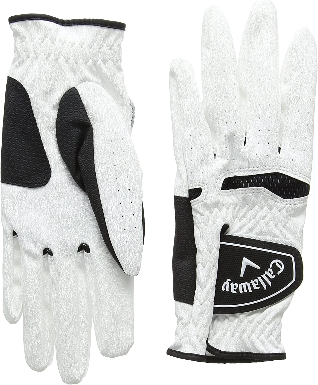 Callaway Ladies Xtreme 365 Golf Gloves (2 Pack) Ladies LH White ...