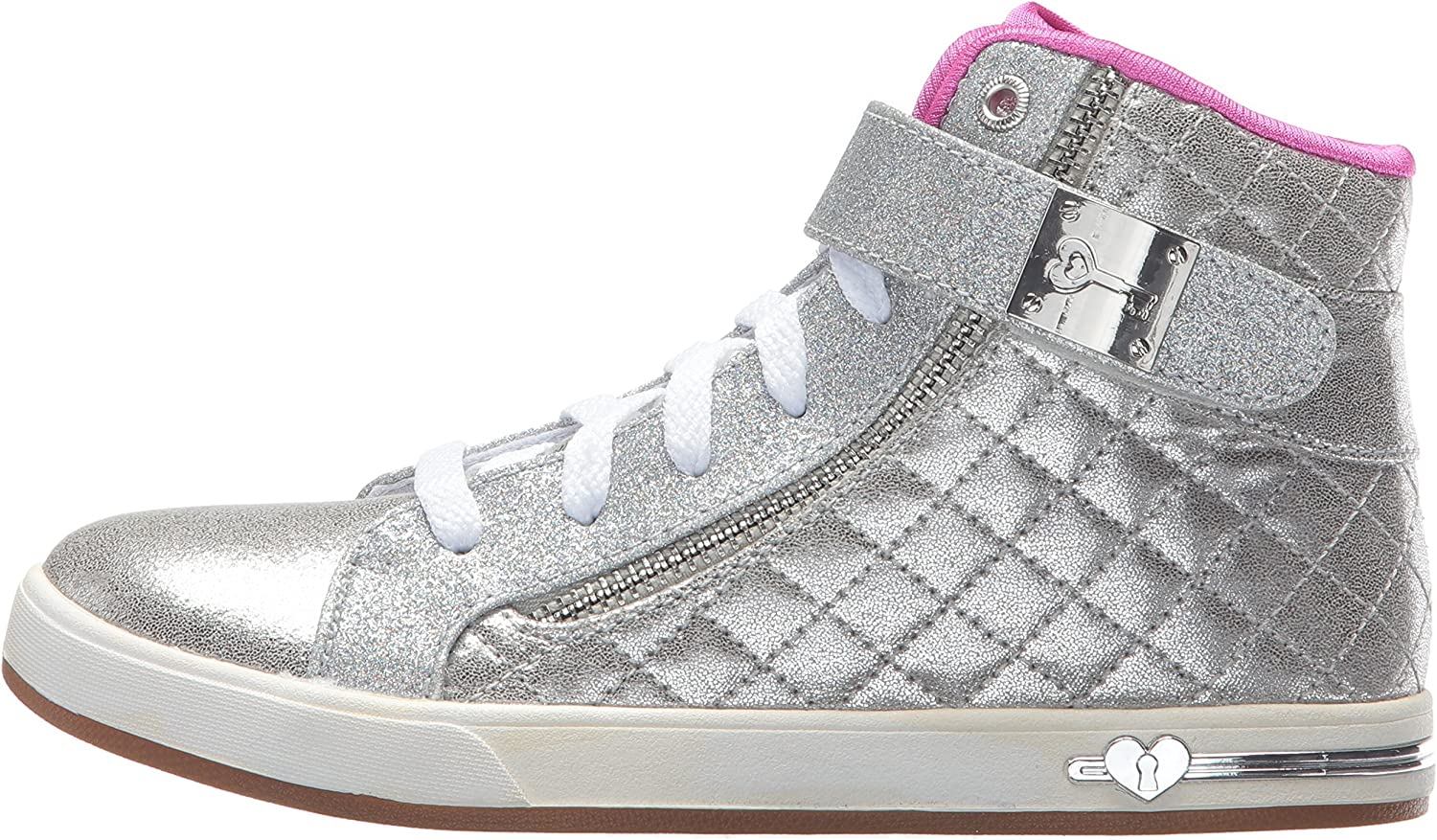 Skechers Shoutouts Quilted Crush, Formateurs Fille