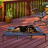 Elevated Pet Bed-Portable Raised Cot-Style Bed W/Non-Slip Feet Variety