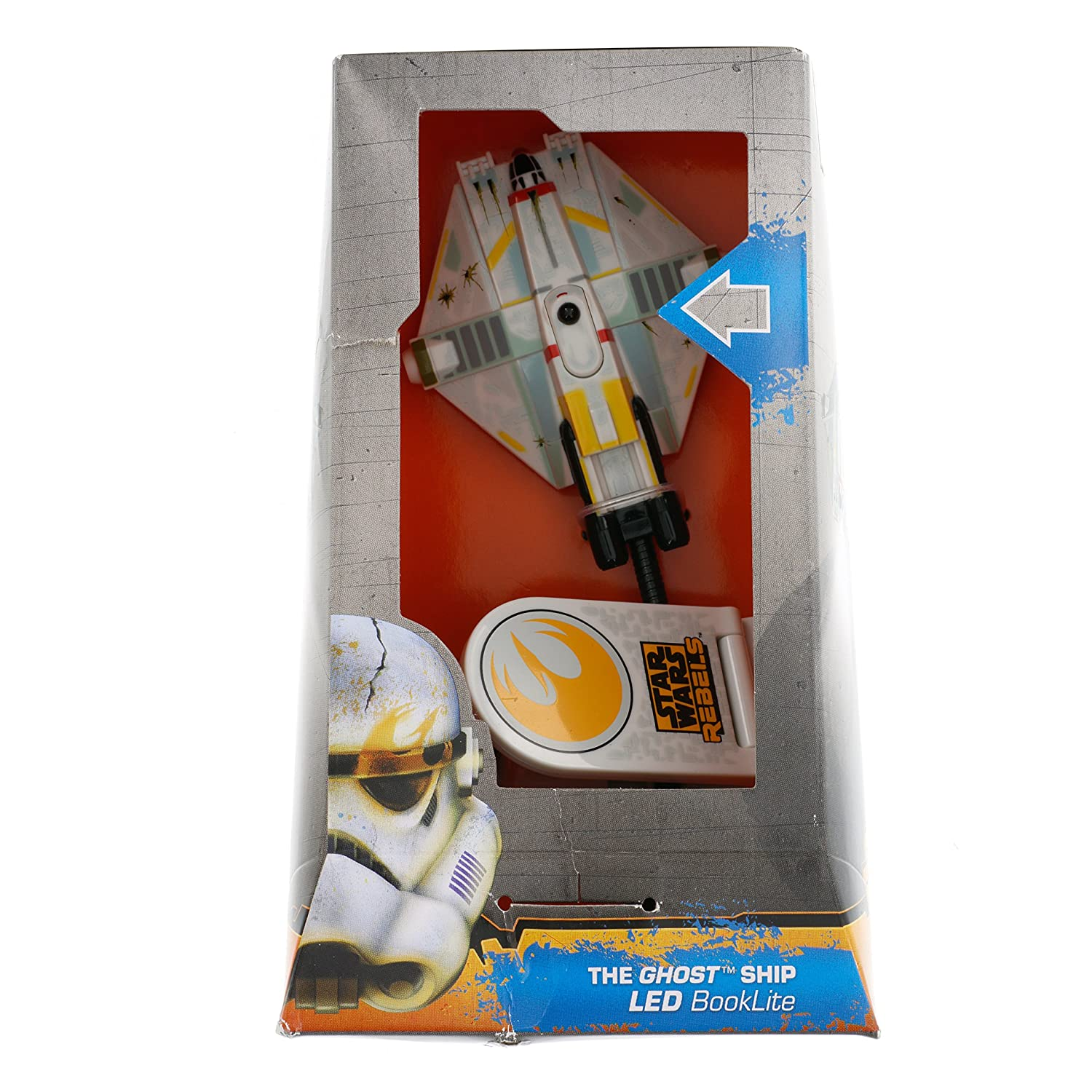 star wars rebels the ghost ship booklite led book