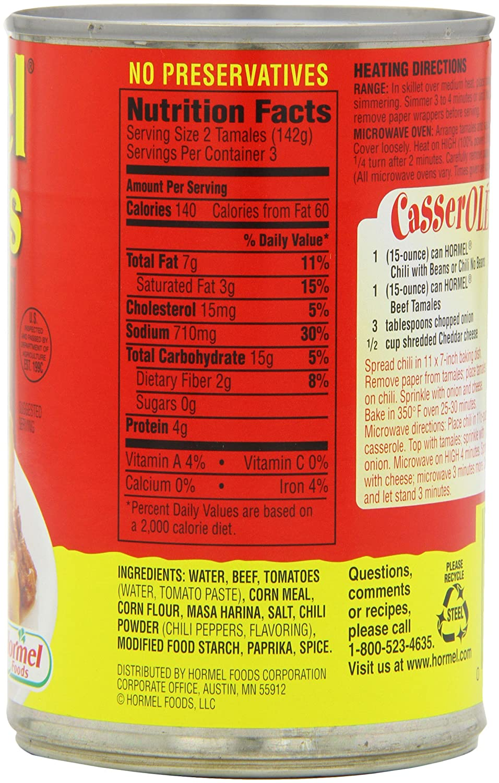 recipe: beef tamales calories [2]