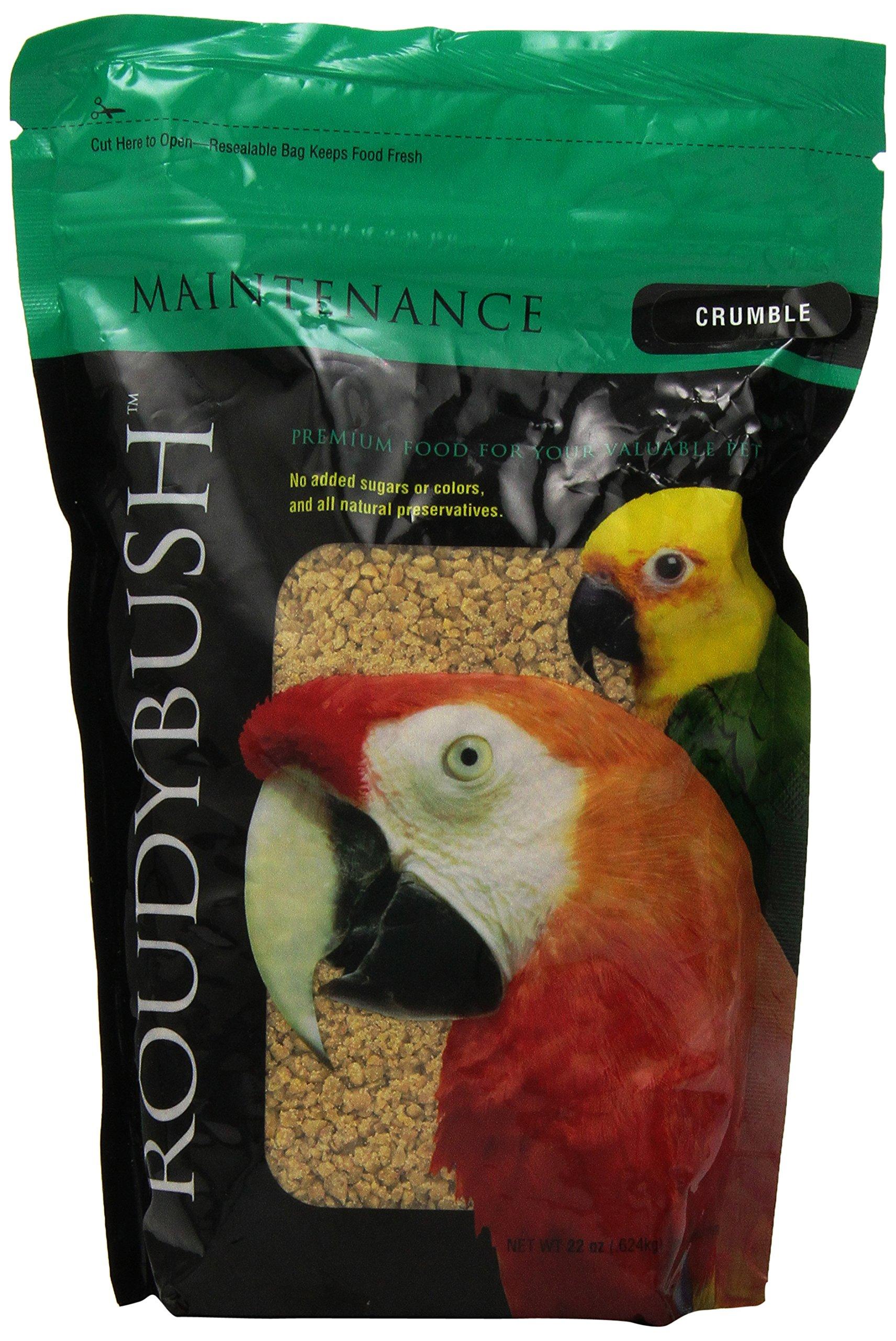Roudybush Daily Maintenance Bird Food, Crumbles, 22-Ounce by RoudyBush (Image #1)
