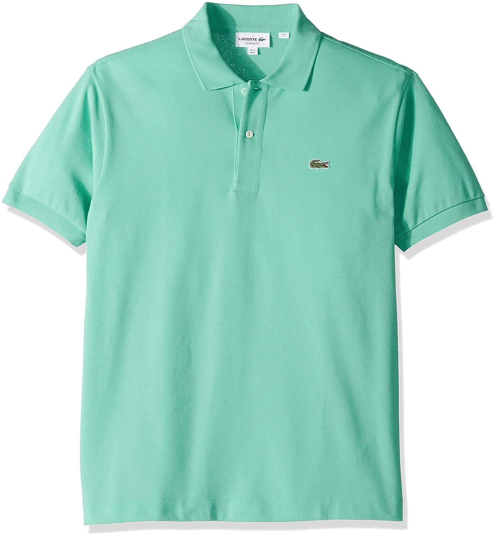 9bc24960d Lacoste Men's Pique L.12.12 Original Fit Polo Shirt-Past Season at Amazon  Men's Clothing store: