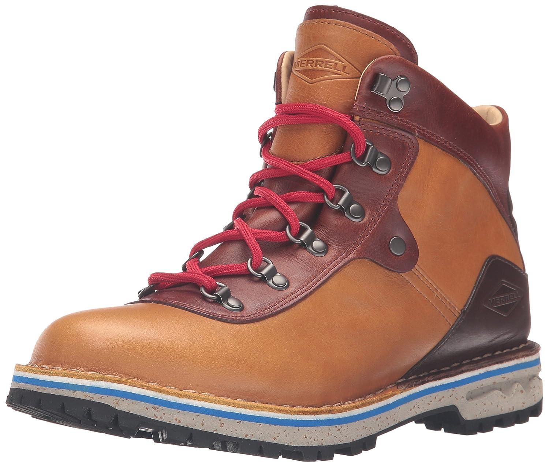 Merrell Women's Sugarbush Waterproof Hiking Boot B0195K7PQC 10 B(M) US|Beeswax