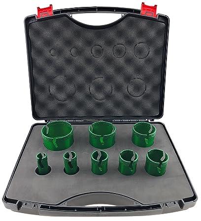 Prodiamant Speedmaster Professionale Set Di Corone Diamantate Da 8