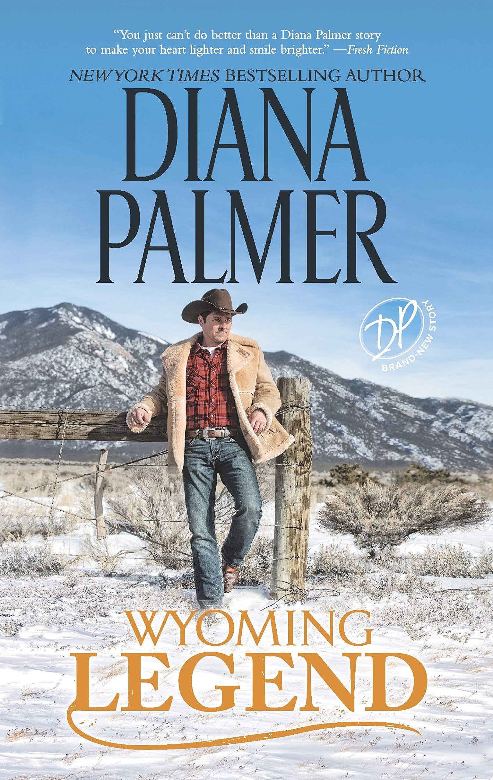 Read Online Wyoming Legend (Wyoming Men) pdf epub