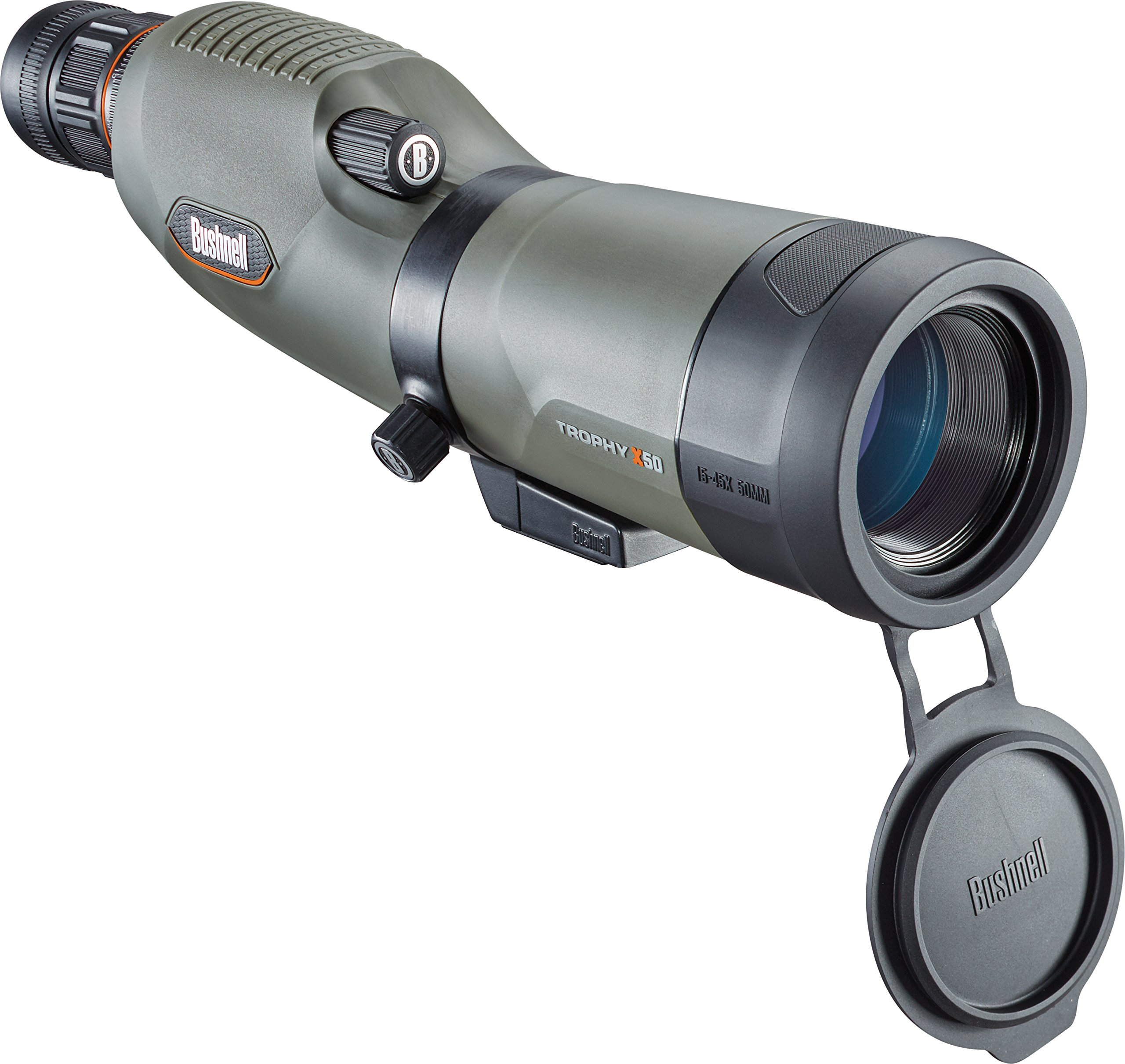 Bushnell Trophy Xtreme Spotting Scope, Green, 20-60 x 65mm by Bushnell (Image #4)