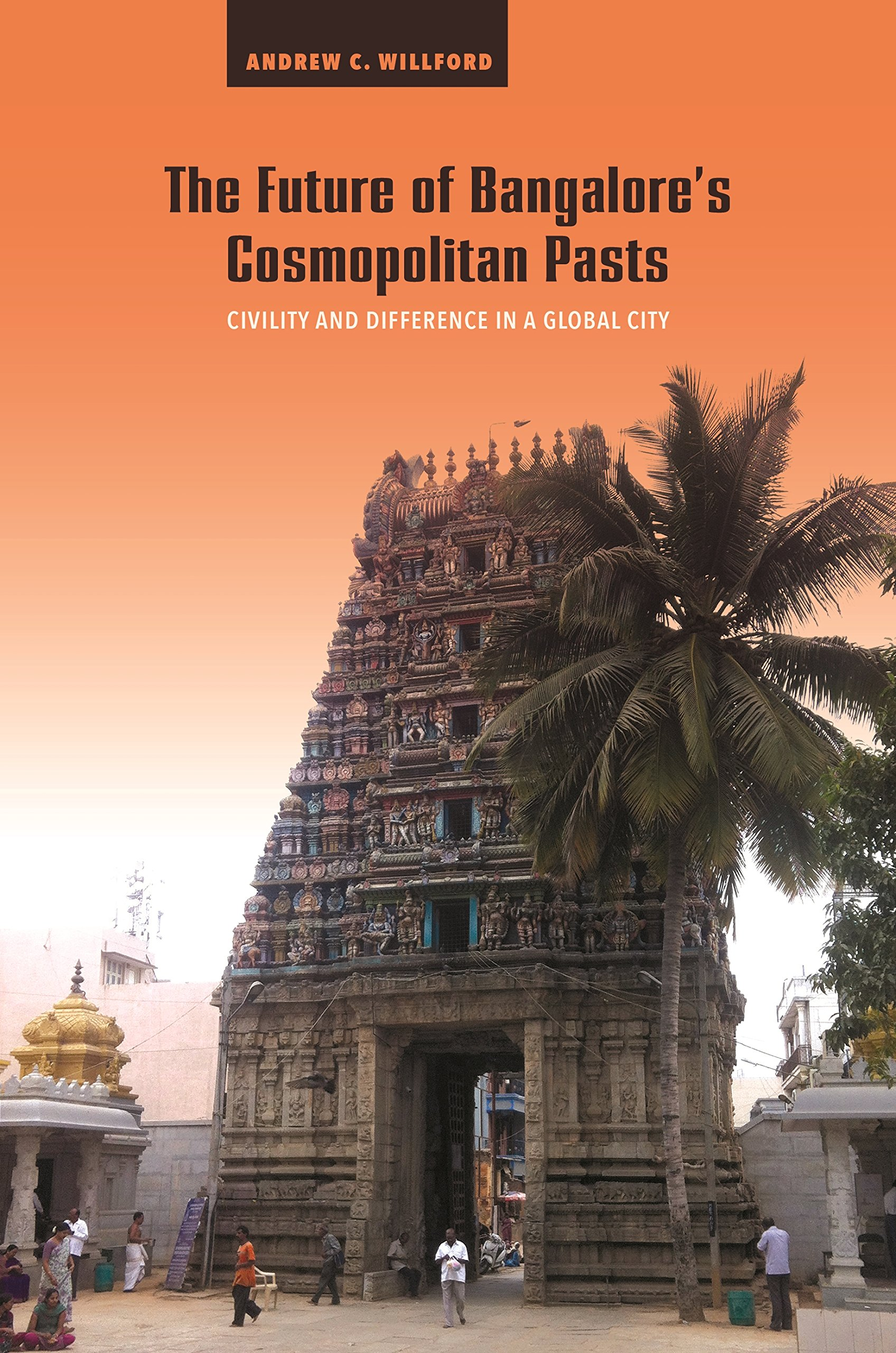 The Future of Bangalore's Cosmopolitan Pasts: Civility and Difference in a Global City ebook