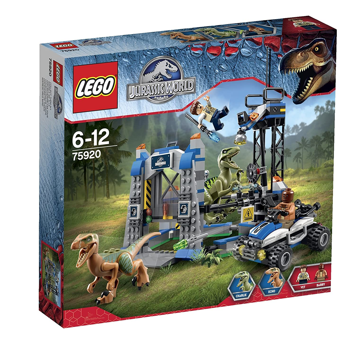 Top 9 Best Lego Jurassic Park Sets Reviews in 2020 4