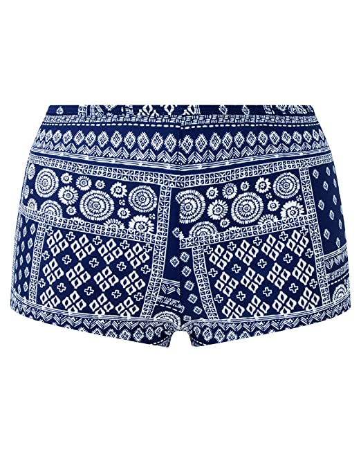 672d6819ce Cotton Traders Womens Casual Cotton Swim Shorts: Amazon.co.uk: Clothing