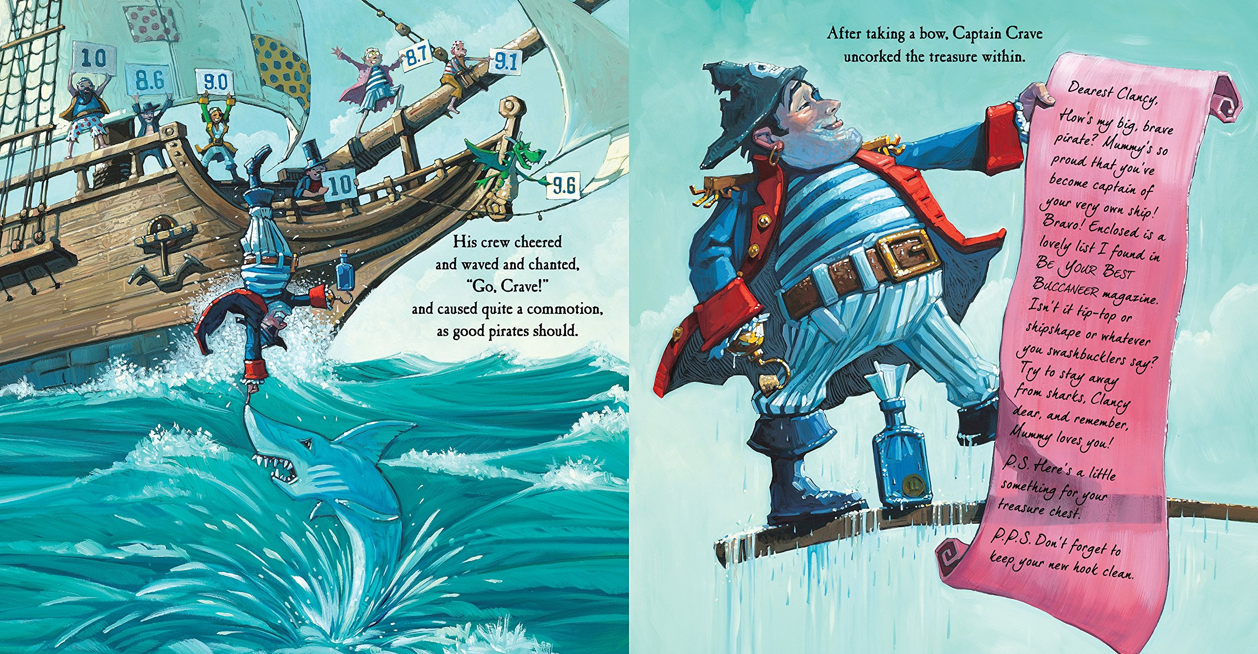 Pirate's Perfect Pet: Beth Ferry, Matt Myers: 9780763672881