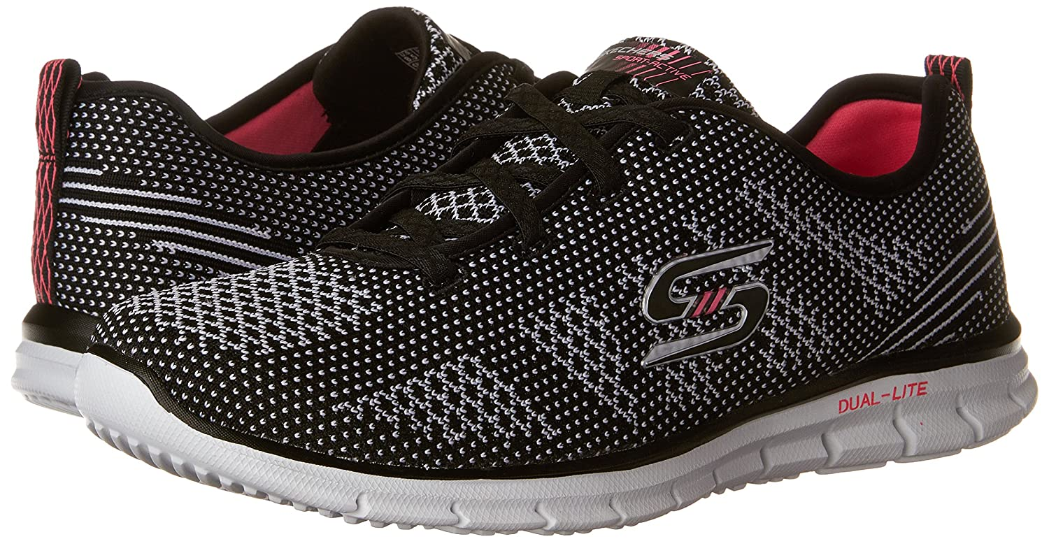 ffd4ed21b8f Amazon.com | Skechers Women's Glider Forever Young Sneaker | Fashion  Sneakers
