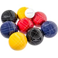 Kelsyus Premium 100mm Outdoor Play Bocce Ball Set