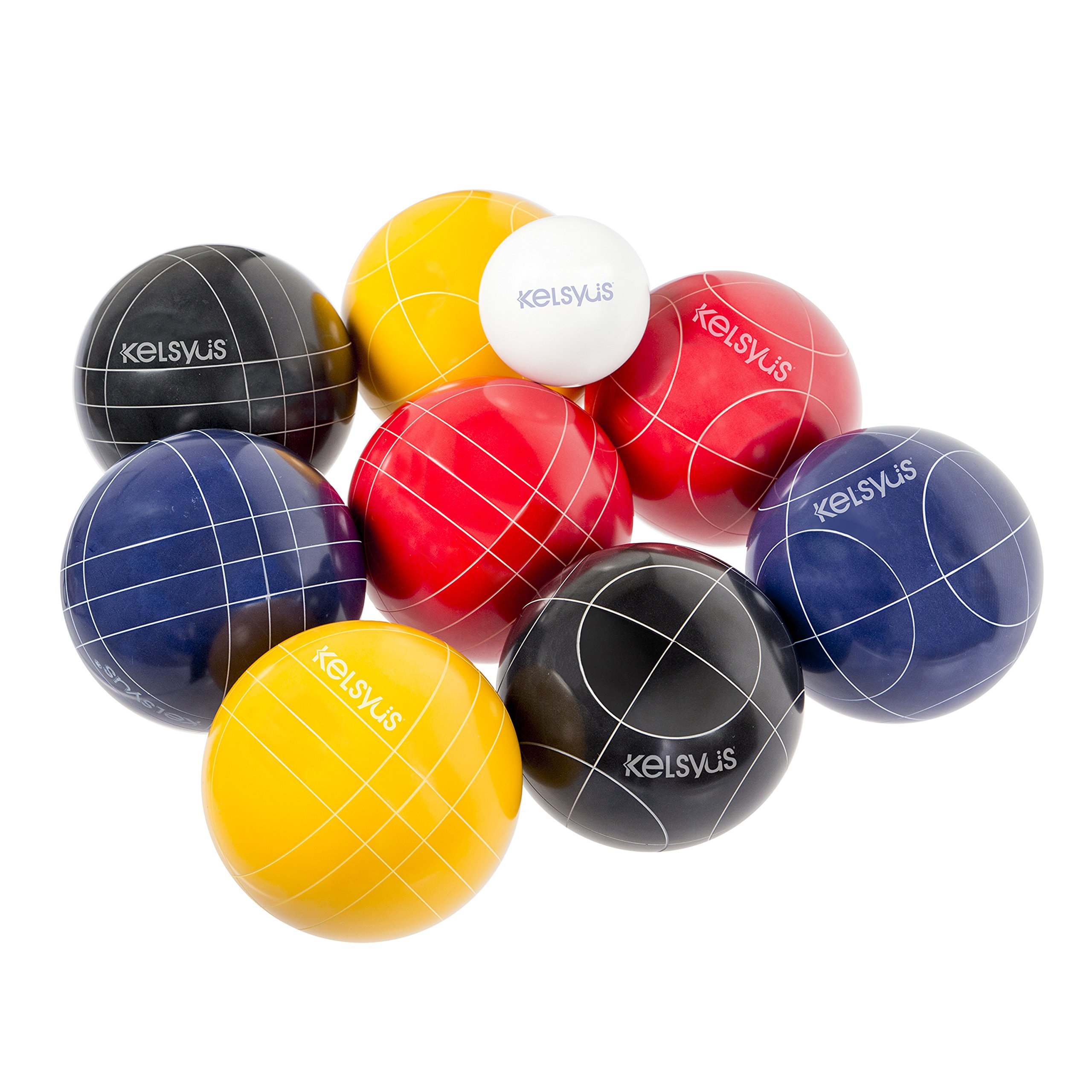 Kelsyus Premium Bocce Ball Game