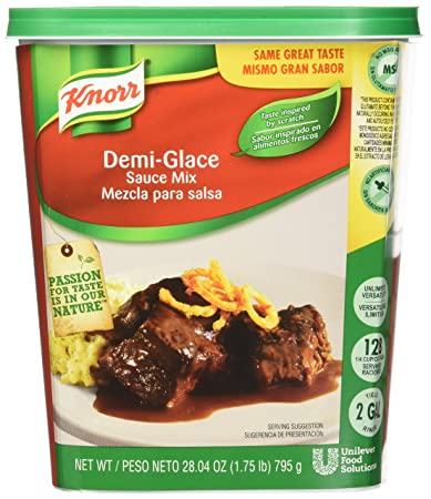 Knorr Sauce Mix Demi Glace 1.75 pound 4 count