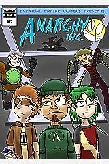Anarchy Inc. Kindle Edition
