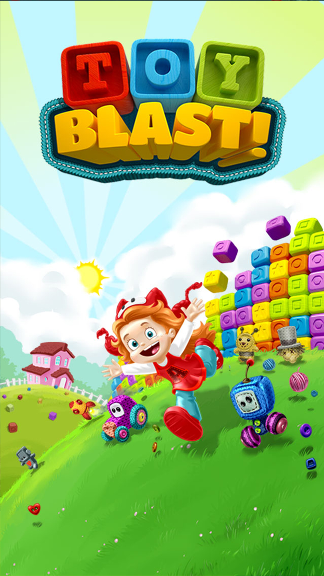 Toy Blast Game By Peak : Toy blast import it all