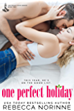 One Perfect Holiday (Rocky Cove Book 2)