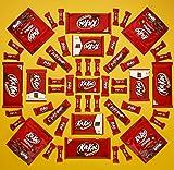 KIT KAT Chocolate Candy Bar, Snack Size