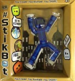 by Zing Stikbot figure (blu scuro)