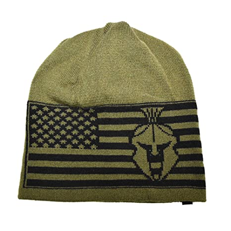 7d0140cad7a Image Unavailable. Image not available for. Color  Kryptek Flag Beanie ...