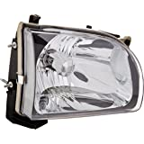 TYC 20-6073-00-9 Compatible with TOYOTA Tacoma CAPA Certified Replacement Right Head Lamp