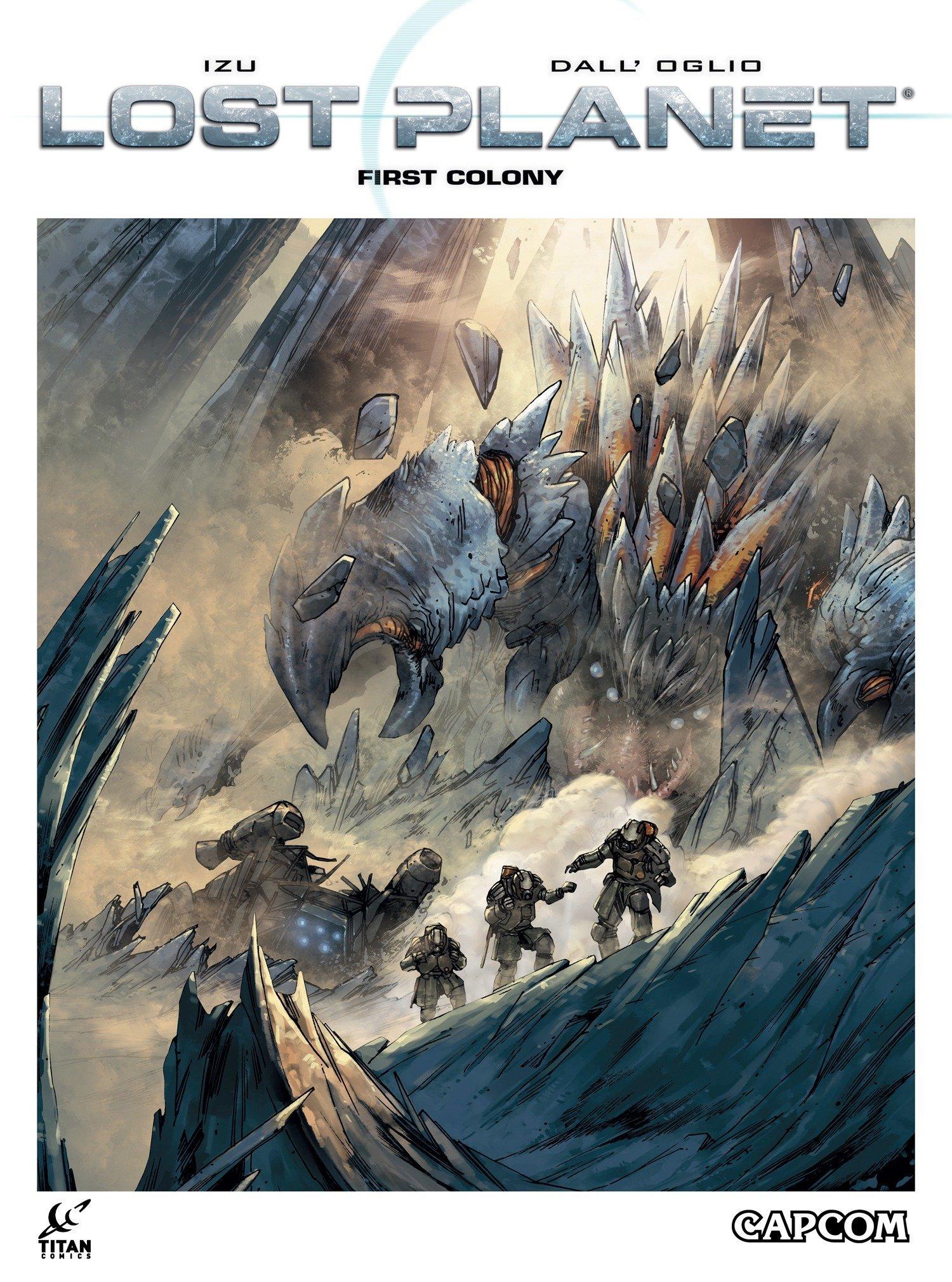 Lost Planet PDF