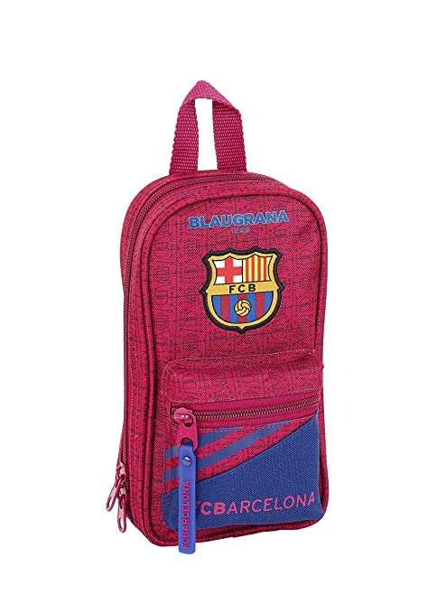 FC Barcelona Corporativa Oficial Neceser Con 4 Estuches y ...